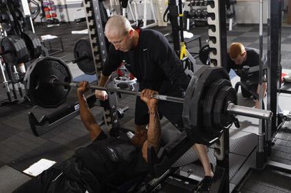 Más masa muscular con entrenamiento excéntrico
