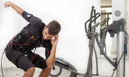 Electroestimulación muscular: - Entrenador personal Valencia
