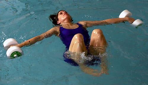 Beneficios del ejercicio en el agua - Entrenador Personal Valencia
