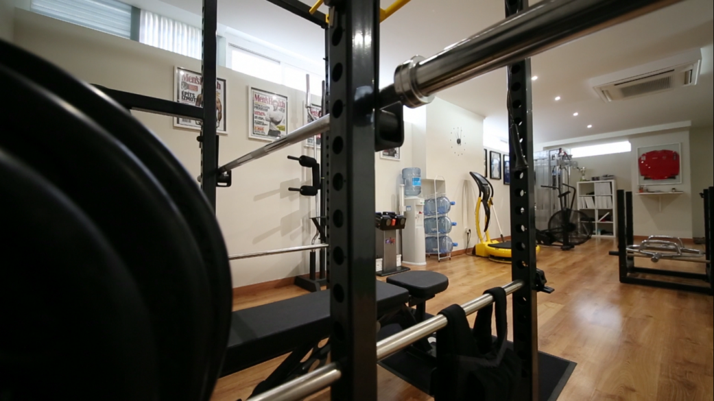 Centro de entrenamiento personal Valencia - Instalaciones