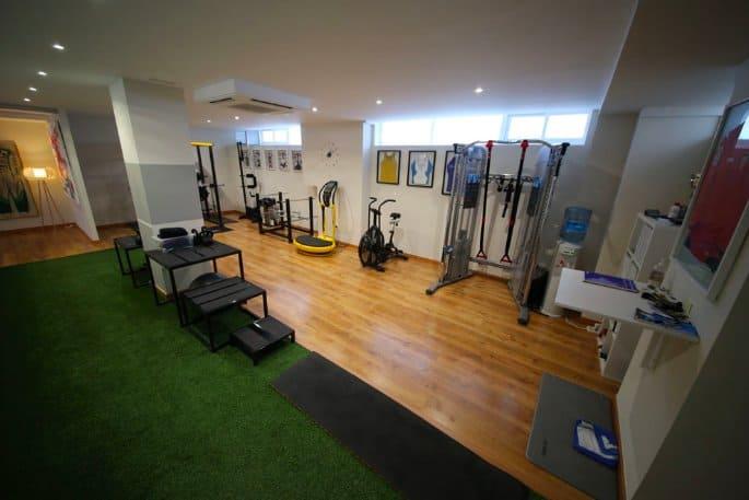 Centro de entrenamiento personal en Valencia