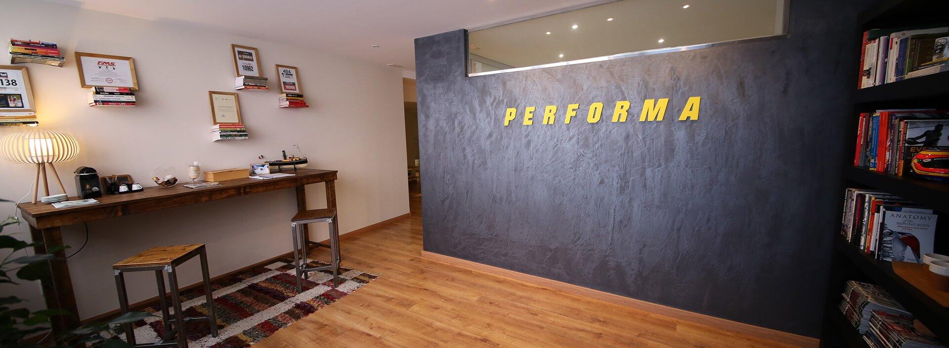 Entrenador Personal en Valencia - Performa