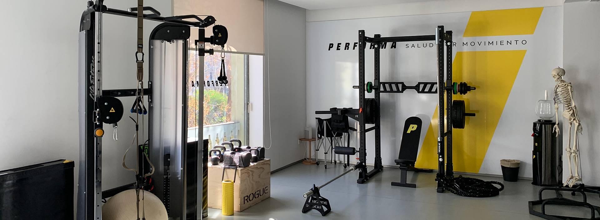 Nuevo centro de entrenamiento Performa