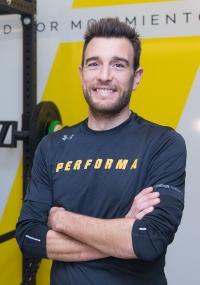 Vicente Pamblanco Entrenador Personal