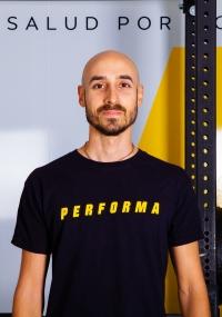 Entrenador Personal Carlos Herrero