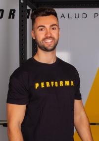 Adrian Marañon entrenador personal
